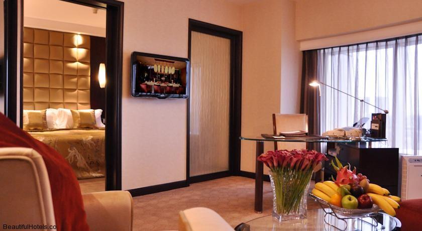 Beautiful Hotels Shanghai Grand Trustel Purple Mountain