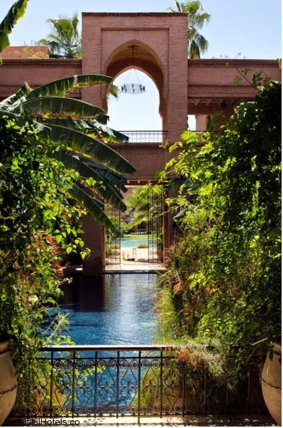 Tigmiza Suites & Pavillons (Marrakech, Morocco) 31