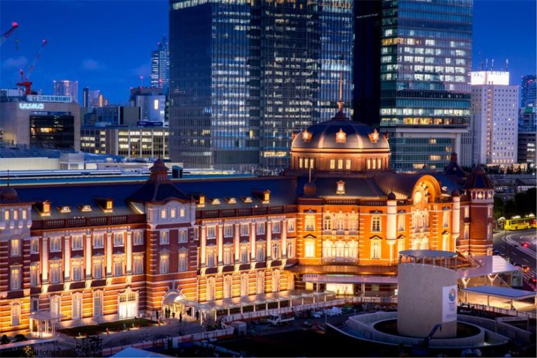 Top 30 Best Hotels in Tokyo - 4. The Tokyo Station Hotel