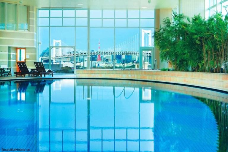 8. Hilton Tokyo Odaiba