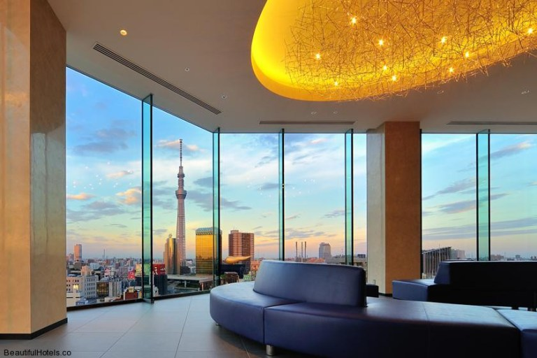 Top 30 Best Hotels in Tokyo - 11. The Gate Hotel Asakusa Kaminarimon by Hulic