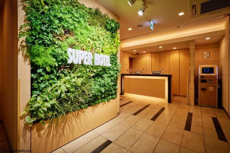 Top 30 Best Hotels in Tokyo - 30. Super Hotel Akihabara Suehirocho