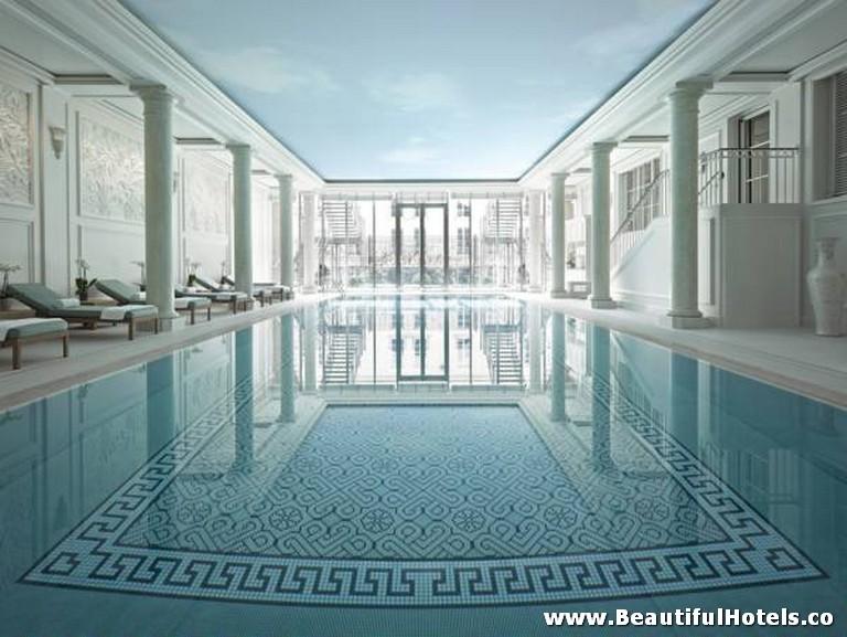 Shangri-La Hotel (Paris, France) 2