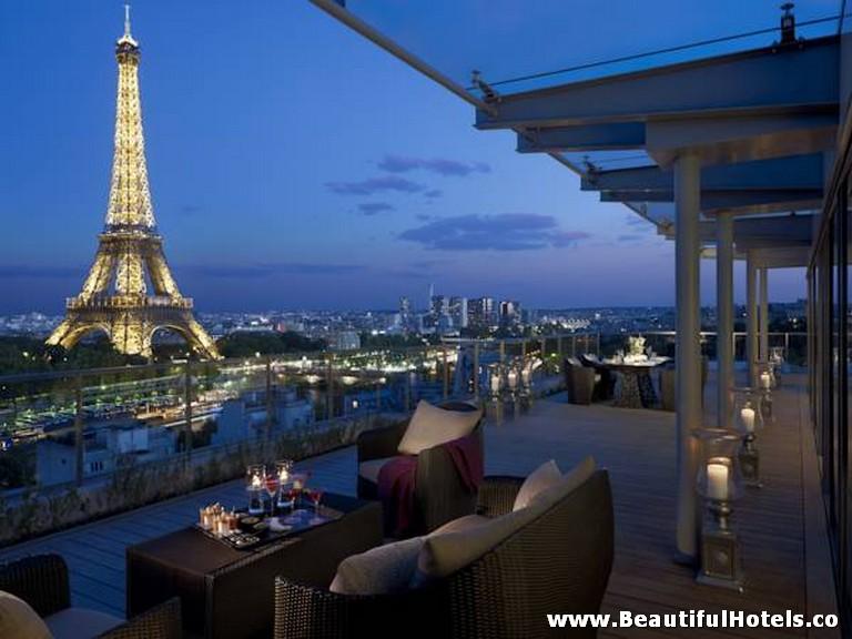 Shangri-La Hotel (Paris, France) 3