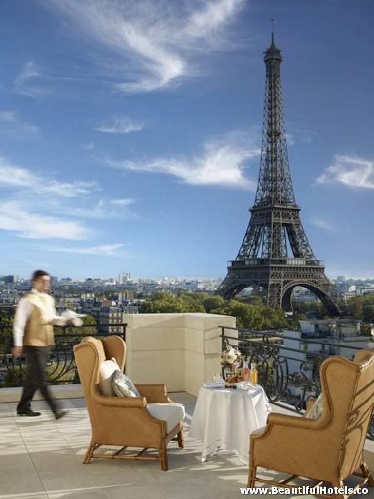 Shangri-La Hotel (Paris, France) 34