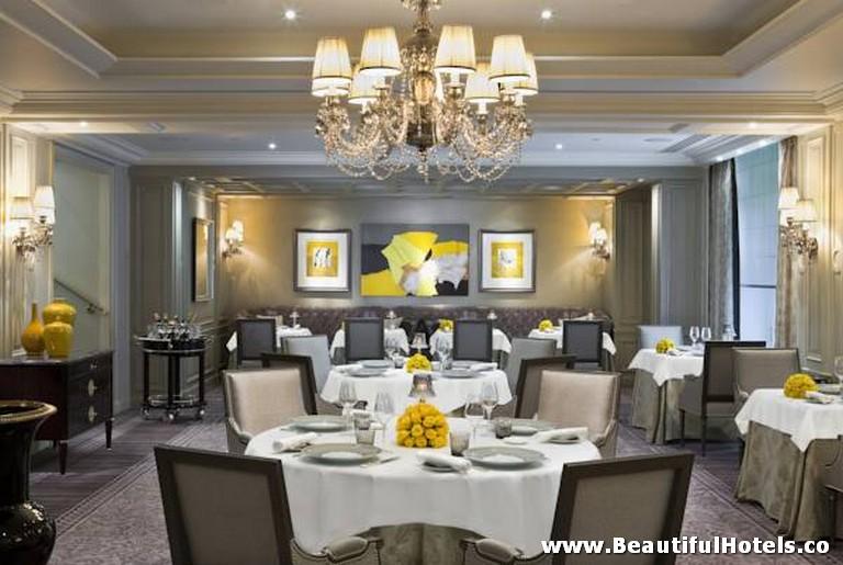 Shangri-La Hotel (Paris, France) 8