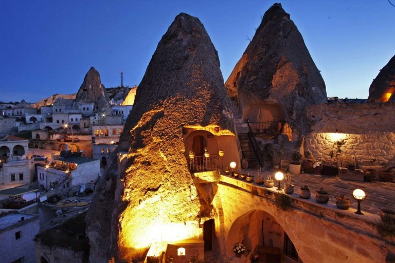 Fairy Chimney Hotel Turkey