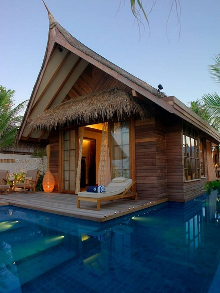 Jumeirah Vittaveli Resort, Maldives
