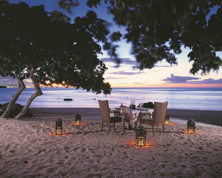The Oberoi Mauritius Hotel