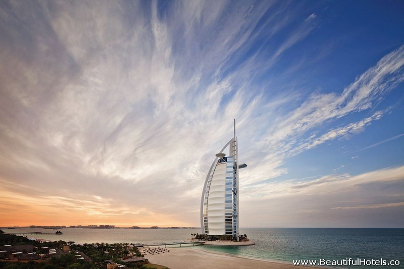 Burj Al Arab Jumeirah (Dubai, United Arab Emirates) *****