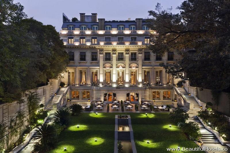 Palacio Duhau - Park Hyatt Buenos Aires (Buenos Aires, Argentina) *****