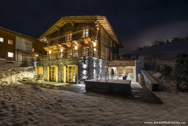 Chalet Uberhaus (Lech, Austria)