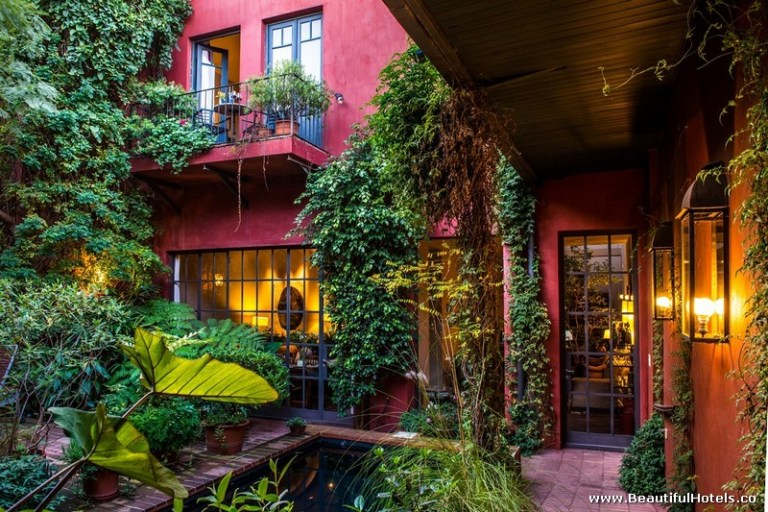Jardin Escondido (Buenos Aires, Argentina)