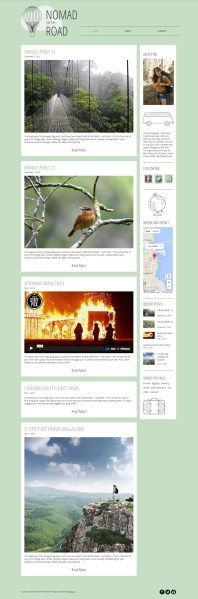 15 Best Free Travel Templates and Themes free travel css templates