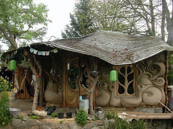 cabane inspirate de poveste