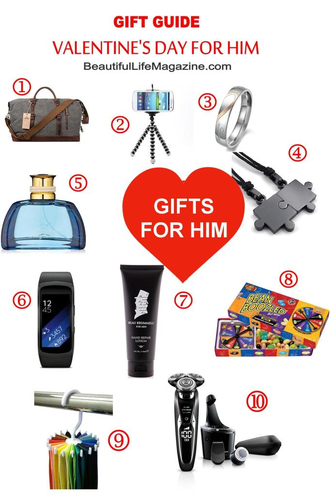 Many of the Valentine's Day products are feminine and men are generally harder to shop for anyway, so what do you do? I've put together this list of10 Manly Valentine's Day Gifts. Budget friendly gifts that are sure to please.