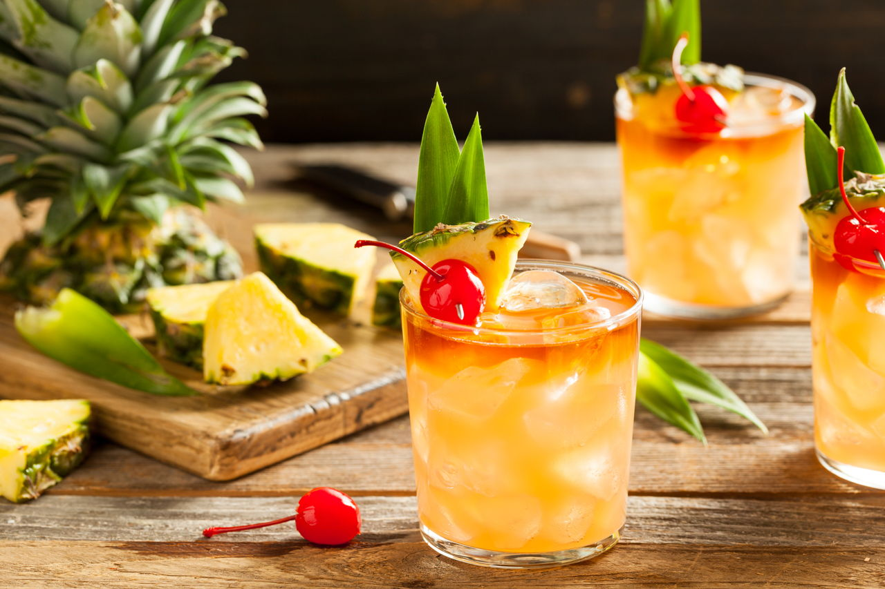 Mai Tai Cocktail - Beautiful Life Magazine