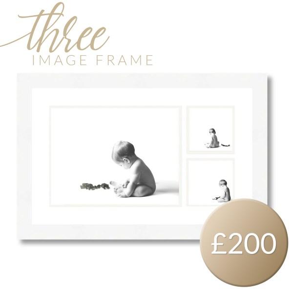 3 image frame