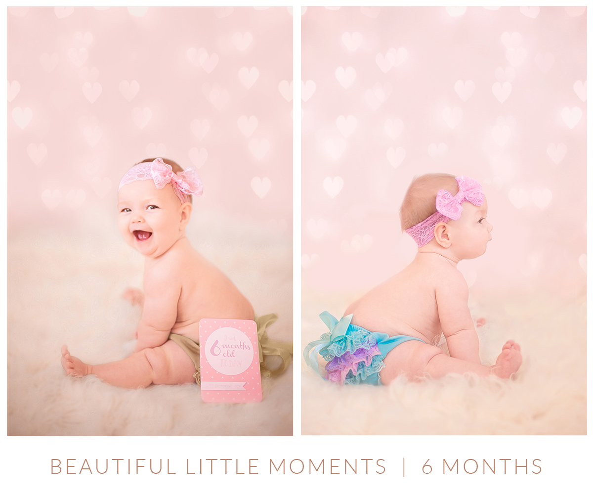 6 month baby milestone photography surrey