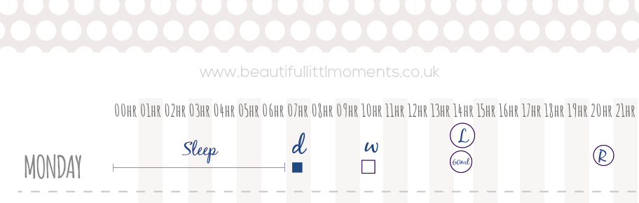 beautifullittlemoments-sample-schedule