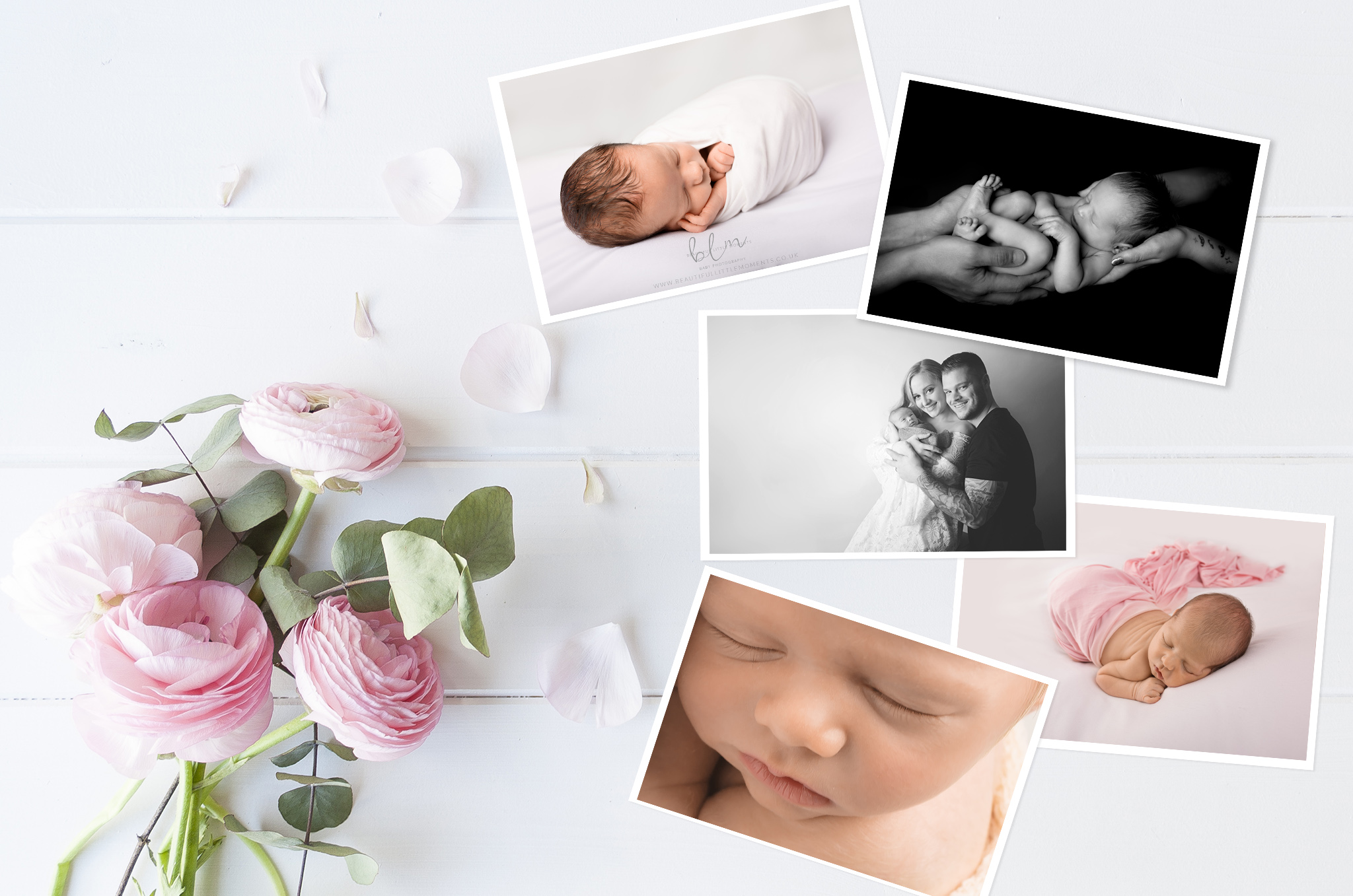 newborn mini sessions