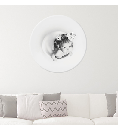 30 inch acrylic orb