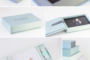 linen usb and print boxes