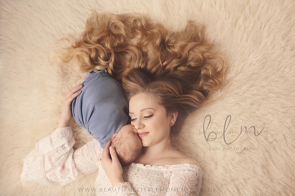 newborn-baby-boy-with-mum-mother-epsom-surrey
