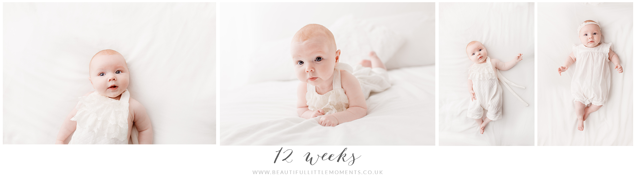 baby photos 12 weeks