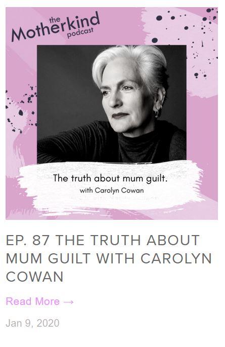 Motherkind podcast episode 87