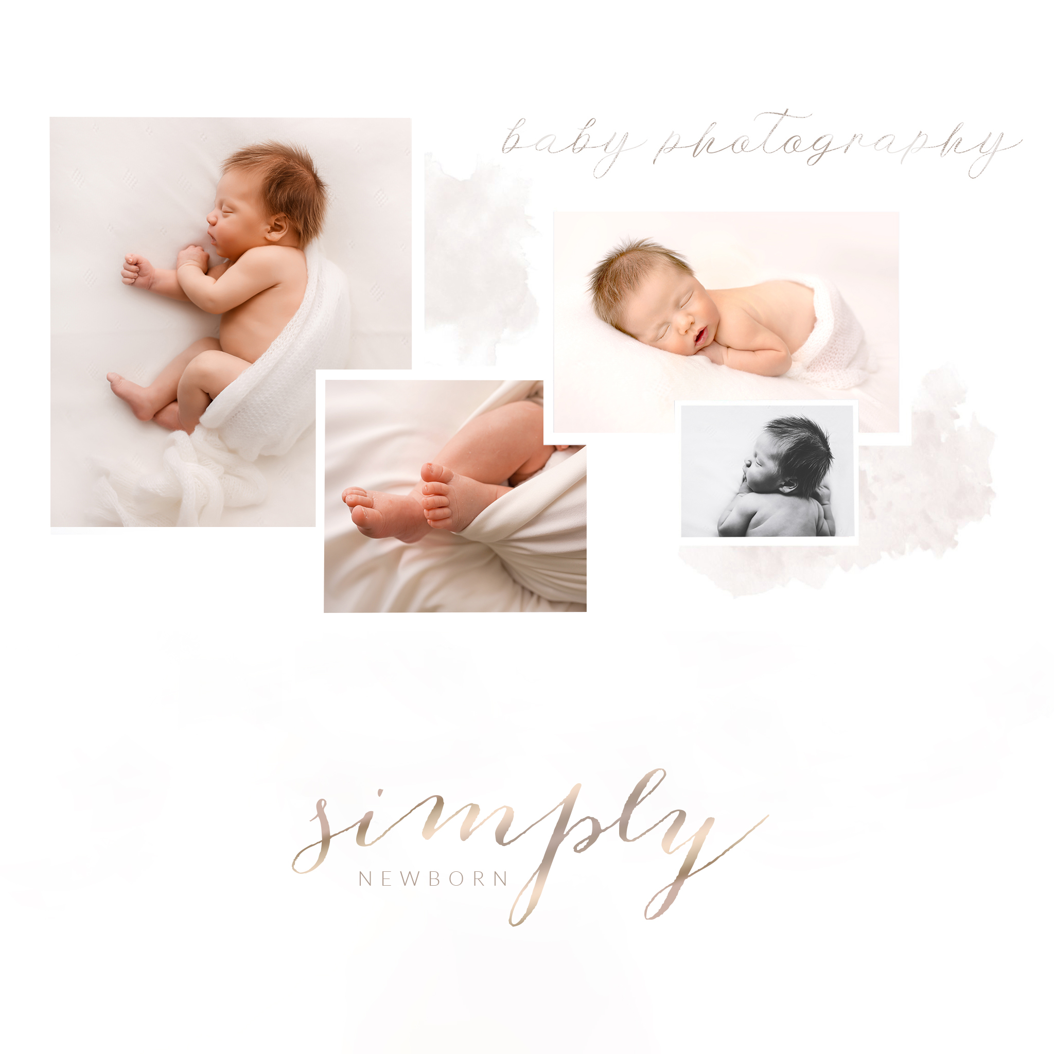 simply newborn sessions