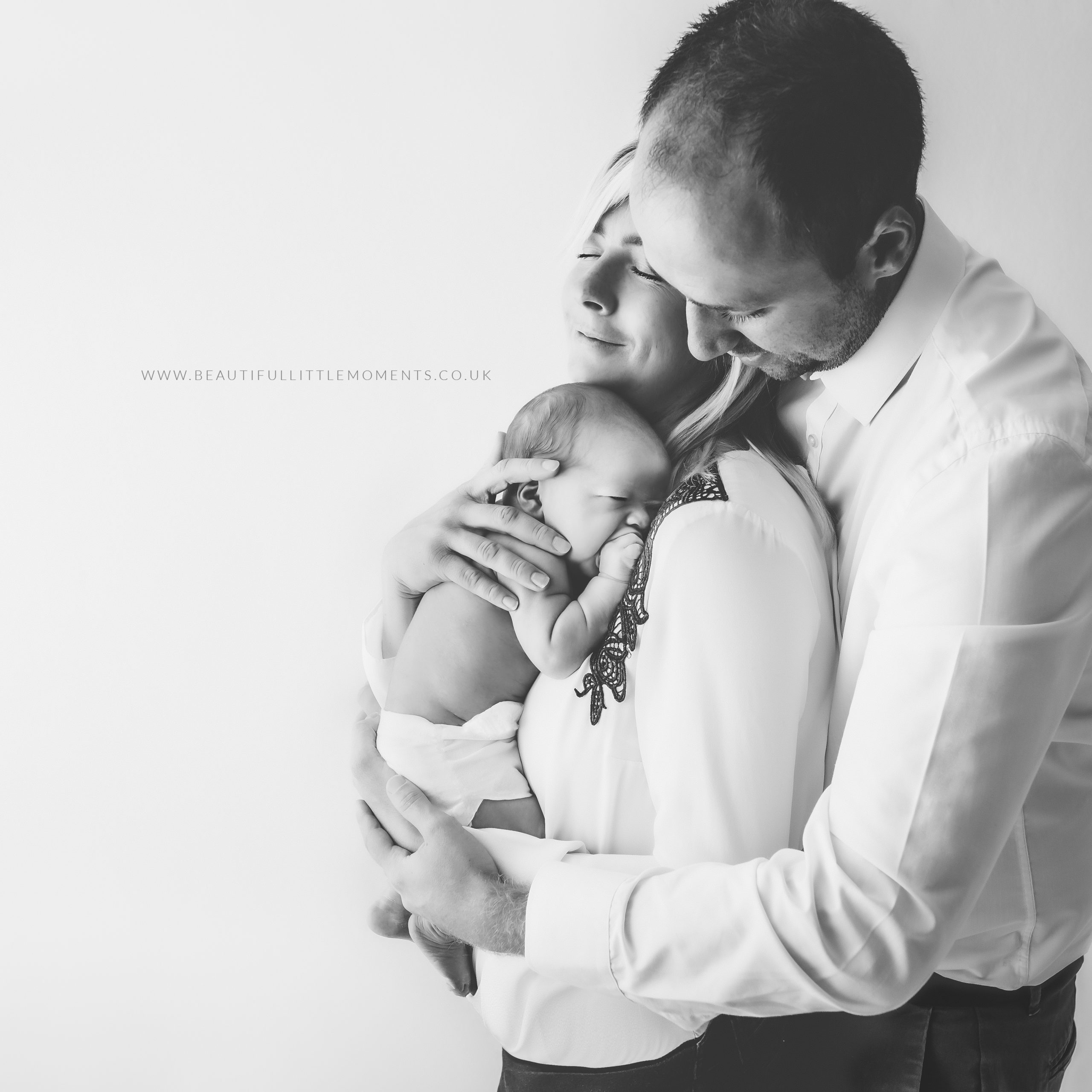 newborn family portrait photography epsom surrey