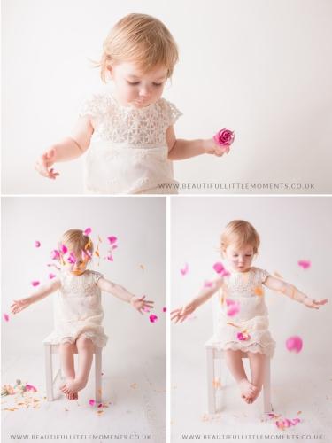girl-photoshoot-birthday-pink-petals-flowers-epsom-surrey-1