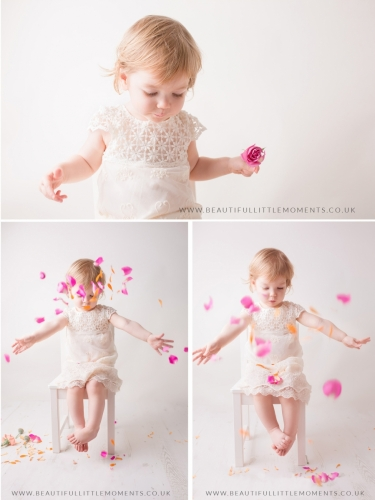 girl-photoshoot-birthday-pink-petals-flowers-epsom-surrey-1