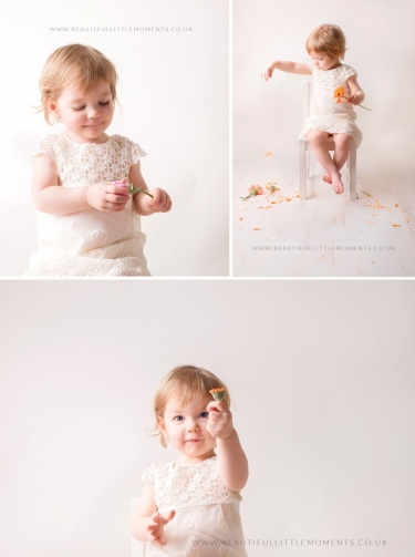 girl-photoshoot-peach-orange-petals-flowers-epsom-surrey-2