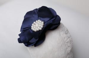 headband-navy-flower-headband