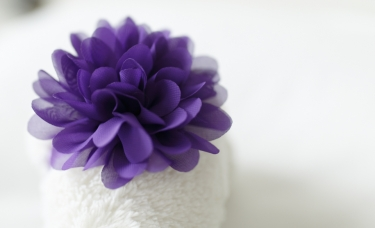 purple-flower-headband