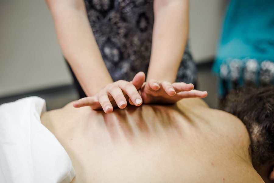 oklahoma city in home massage