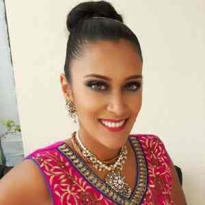 Indiase Bruidsmake-up