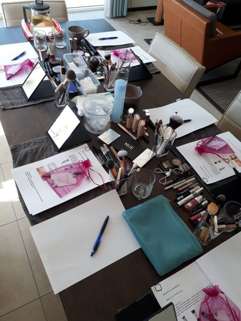Make-up Workshop Rotterdam