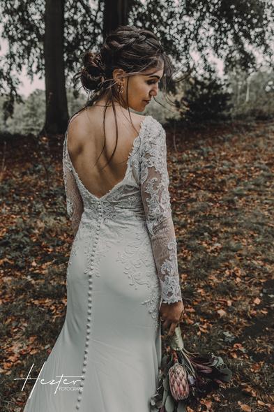 Romantisch Bruidskapsel Capelle aan den Ijssel