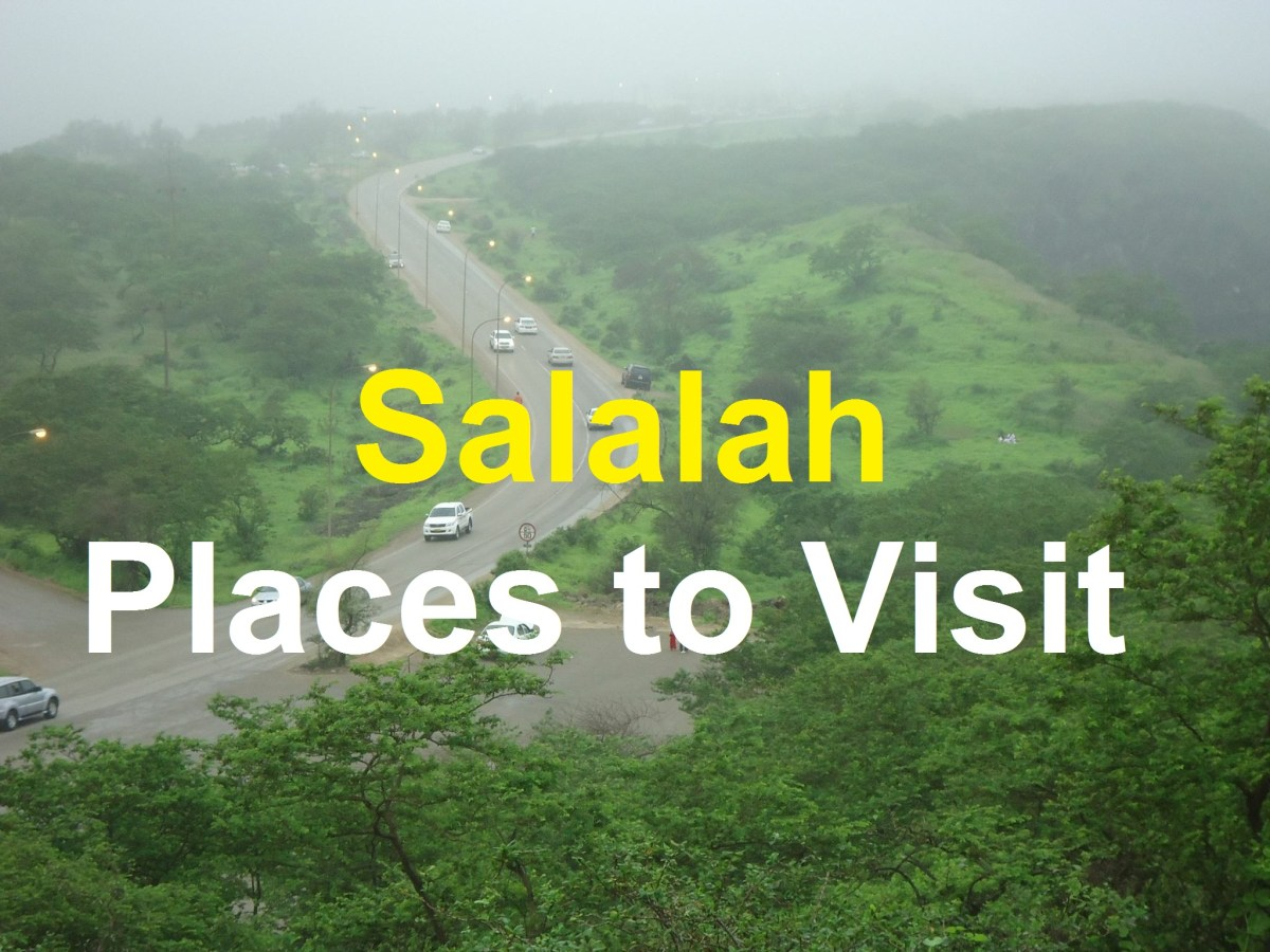 Salalah Places to Visit