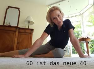 60 ist das neue 40 - Gudrun Papendorf