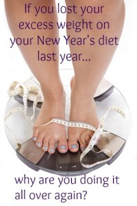 New year diets