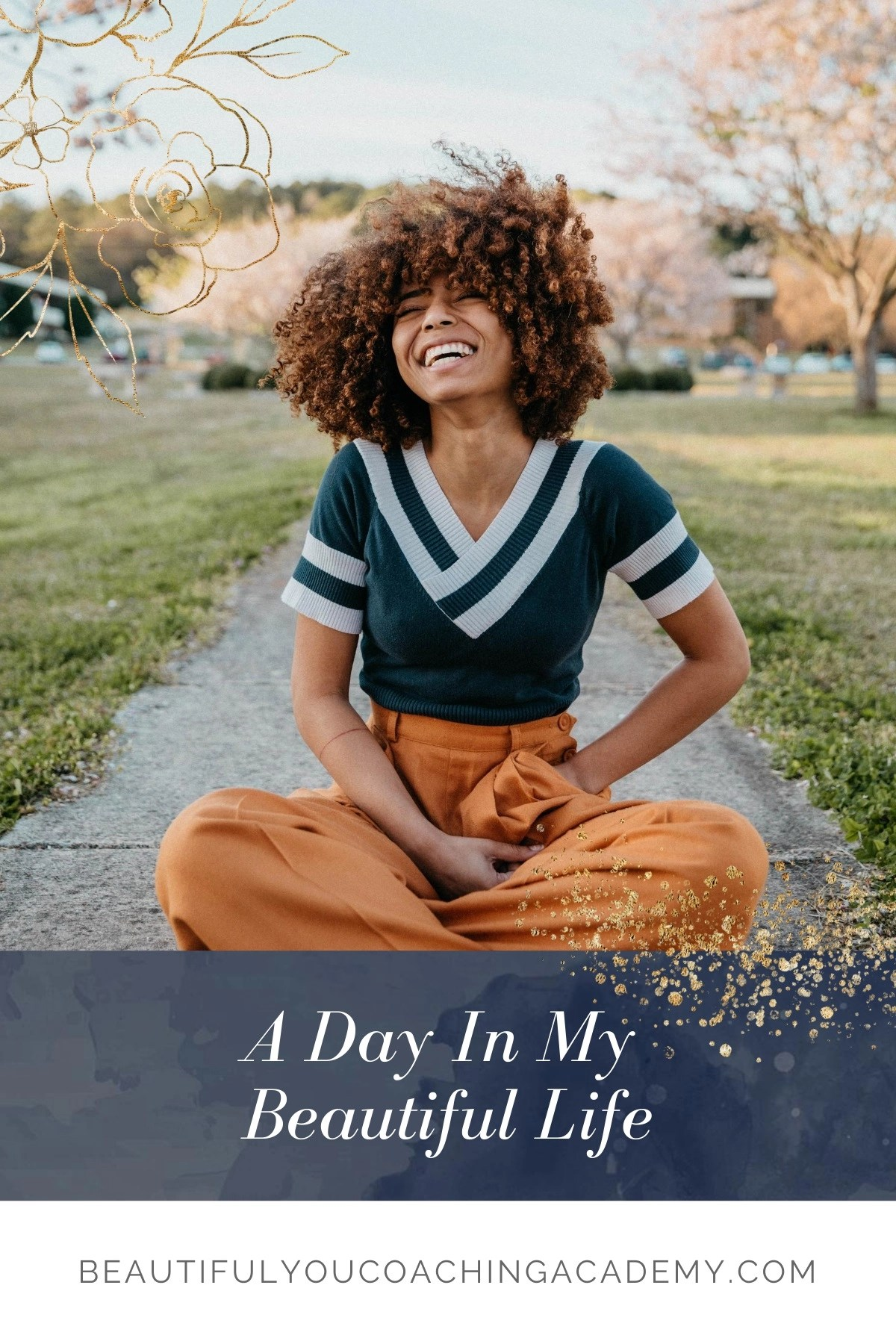 Life Coaching Worksheet A Day In My Beautiful Life