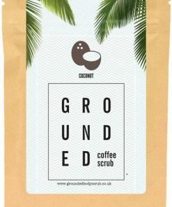 Grounded Coconut Coffee Scrub 200g