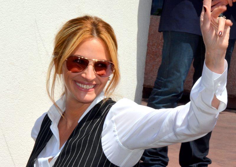 Julia Roberts at Cannes 2016