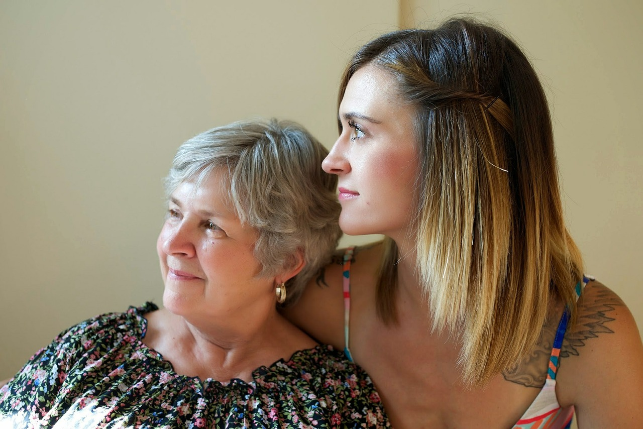 Mother, Daughter