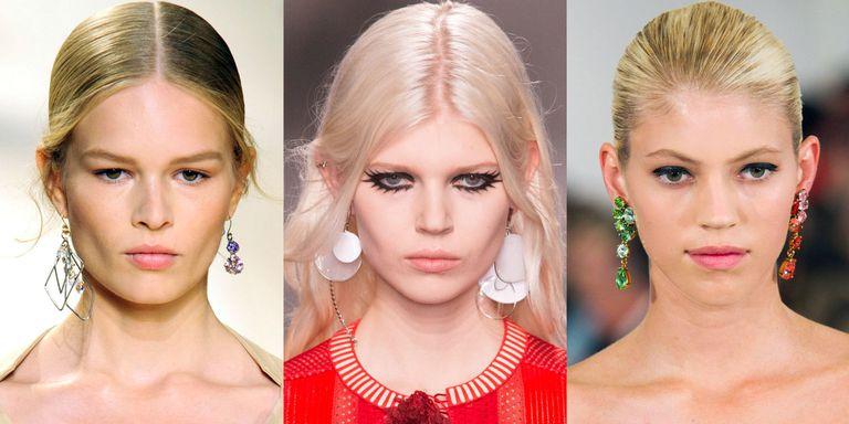 missmatched earrings