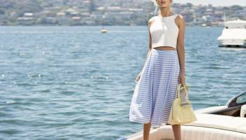 Riviera Style-French Girl Chic